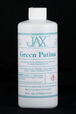 JAX Green Patina