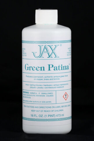 JAX Green Patina