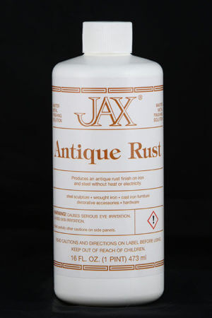 JAX Antique Rust Pint