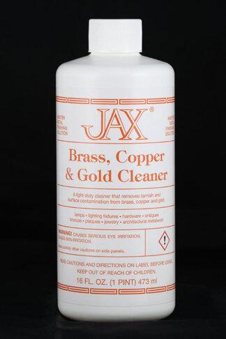 JAX Brass Copper Gold Cleaner