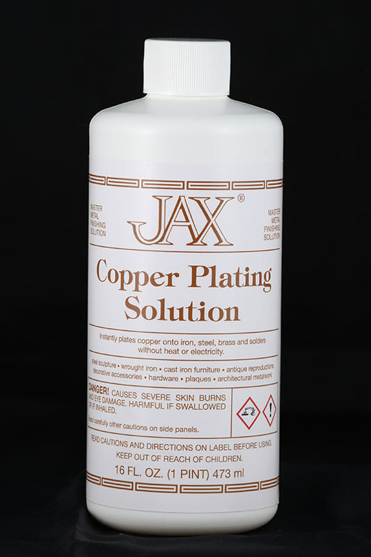 Copper Plating Solution Pint