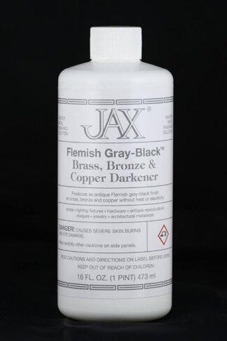 JAX Flemish Gray-Black