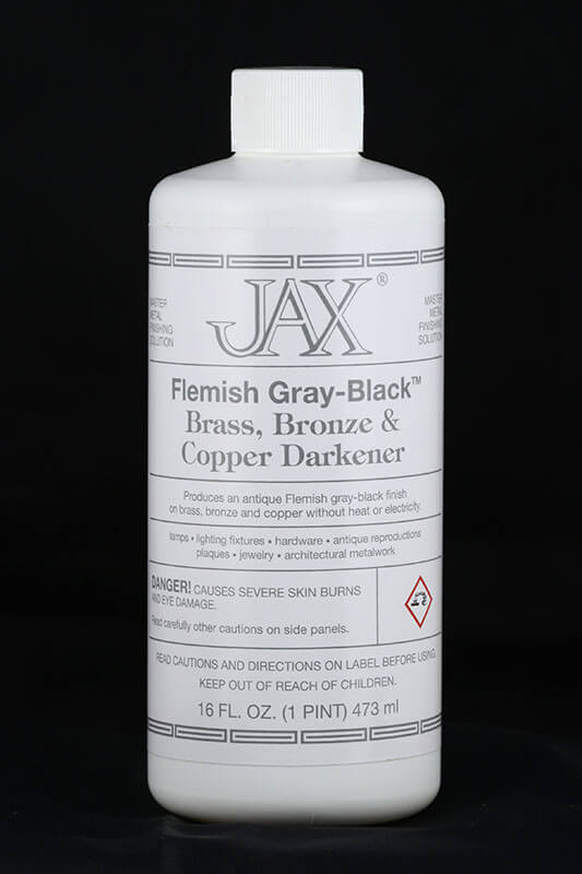 JAX Flemish Gray-Black