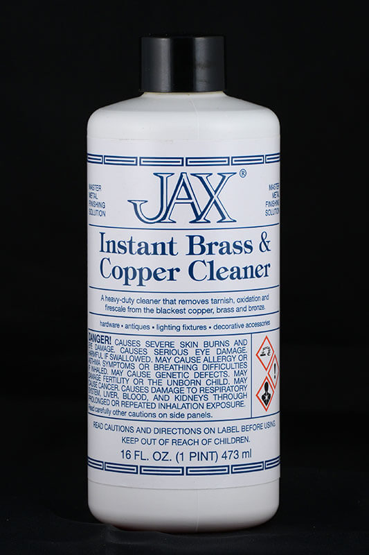 Instant Brass and Copper Cleaner