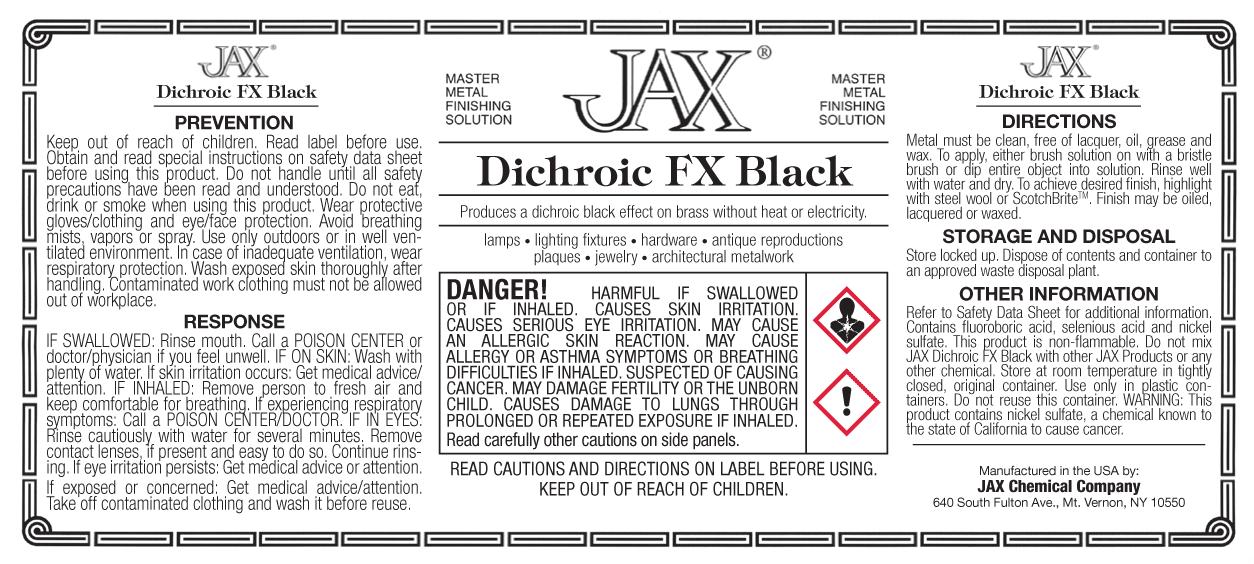 Dichroic FX Black label