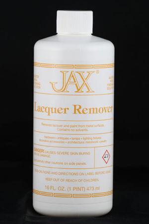 JAX Lacquer Remover