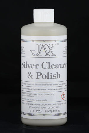 JAX Silver Cleaner and Polish