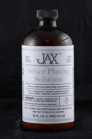 JAX Silver Plating Solution