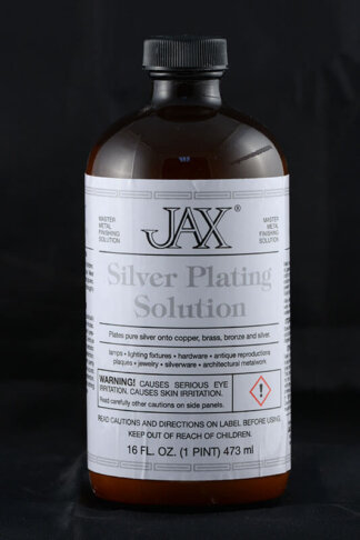 JAX Silver Plating Solution