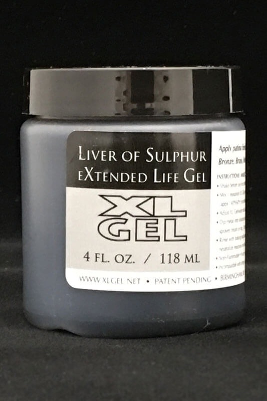 Liver of Sulfur Gel