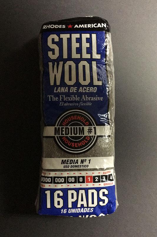 Steel Wool #1- Medium