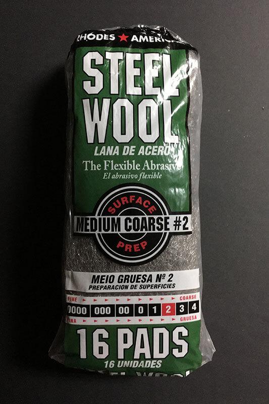 Steel Wool #2 - Medium-Coarse