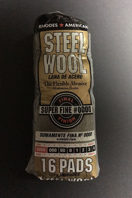 Steel Wool #0000 - Finest