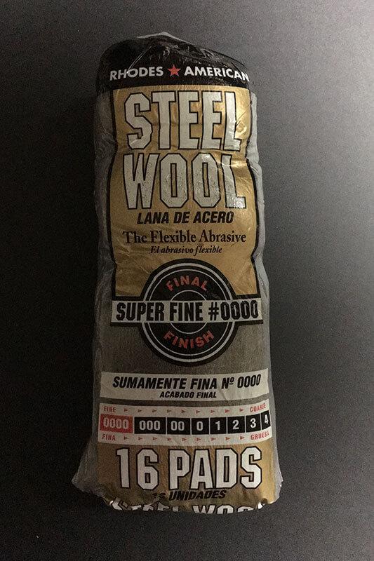 Steel Wool #0000 - Finest