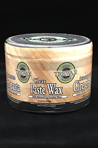 Trewax Clear Paste Wax